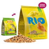Корм для канареек RIO. Основной рацион, 20 кг