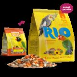 Корм для средних попугаев RIO. Основной рацион, 20 кг