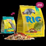 Корм для крупных попугаев RIO. Основной рацион, 20 кг