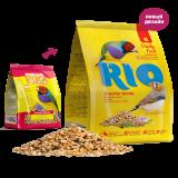 Корм для экзотических птиц RIO. Основной рацион, 20 кг