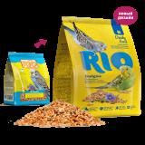 Корм для волнистых попугайчиков RIO. Основной рацион, 20 кг