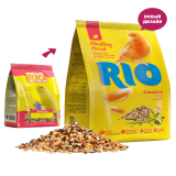 Корм для канареек RIO. Рацион в период линьки, 20 кг