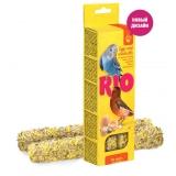 Палочки для птиц с яйцом и ракушечником, 2х40 г