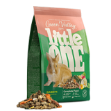 """Корм из разнотравья для кроликов, Little One """"Зеленая долина"""", 15 кг"""