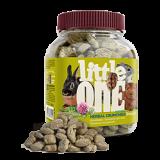 Подушечки из трав для грызунов Little One, 100 гр